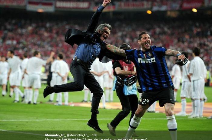 Sangat Benci Juventus, Materazzi Tak Rela Mereka Juara Liga Champions -  Bolasport.com