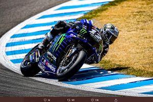 Gegara Hal Ini, Maverick Vinales Optimistis Raih Hasil Apik di MotoGP Republik Ceska 2020