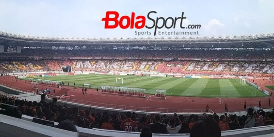 Piala AFC - Ceres Negros Justru Ingin SUGBK Penuh saat Lawan Persija