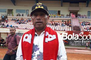 Soal Kelanjutan Liga Sikap Persipura Jayapura Ikuti Pemerintah