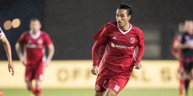 Ezra Walian Tak Langsung Kembali ke Belanda meski Tak Bisa Membela Timnas U-23 Indonesia