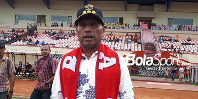 Benhur Tomy Mano Bebaskan Fan Desain Jersey Persipura untuk Musim 2020
