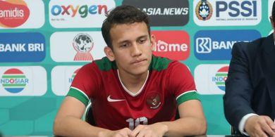 Pelatih Timnas U-23 Indonesia Tak Ingin Netizen Salahkan Egy Maulana Vikri
