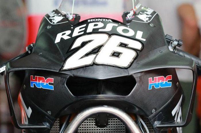 Desain fairing baru tim Repsol Honda