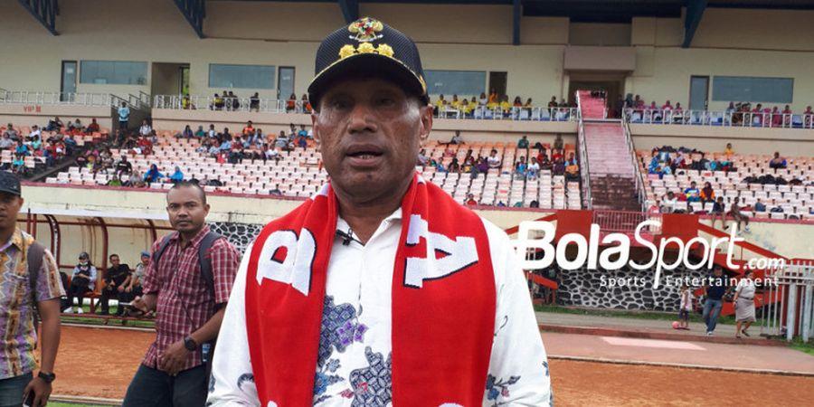 Benhur Tomi Mano Sebut 2 Pemain Asing Siap Bergabung dengan Persipura
