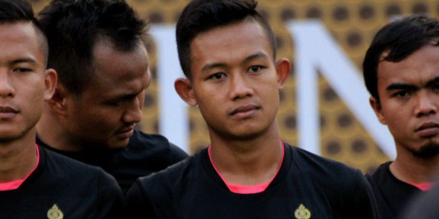 Pahlawan Timnas U-22 Indonesia Sani Rizki Fauzi Dapat Penghargaan Lagi