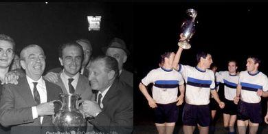 Sejarah Inter Milan, Raih 2 Gelar Beruntun dalam Hari yang Sama