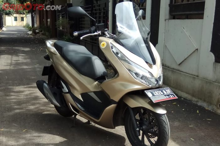 Windshield All New Honda PCX