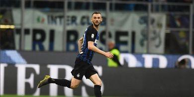 Marcelo Brozovic Diakui Sebagai Pemain Terkuat di Inter Milan