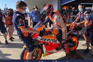 Jadwal MotoGP Republik Ceska - Marc Marquez Diprediksi Bakal Kesulitan di Sisa Balapan Musim Ini