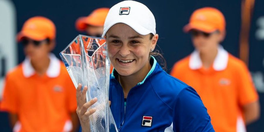 Miami Open 2019 - Asleigh Barty Raih Gelar Miami Open Pertamanya