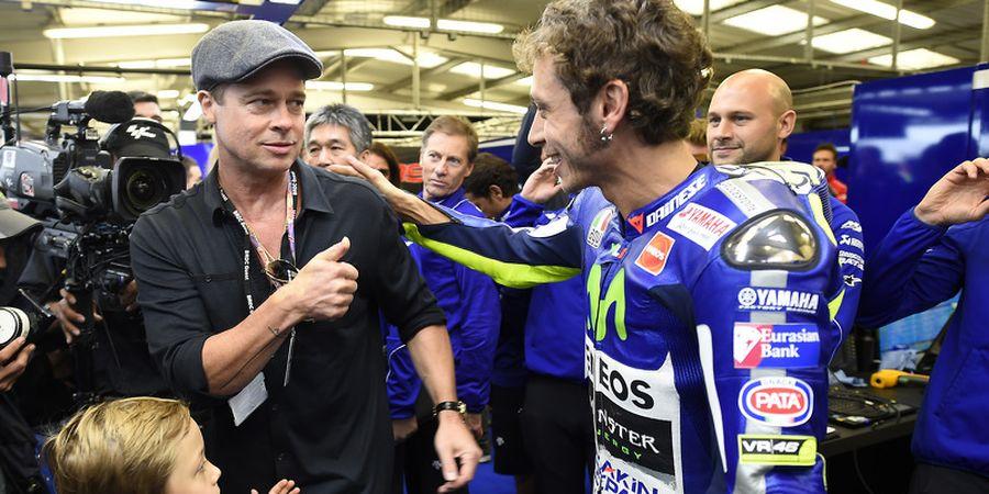 Tak Diberikan Motor oleh Honda, Valentino Rossi Bingung