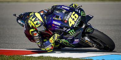 Tak Cuma Valentino Rossi, Hati Yamaha Juga Patah Usai Gagal Podium