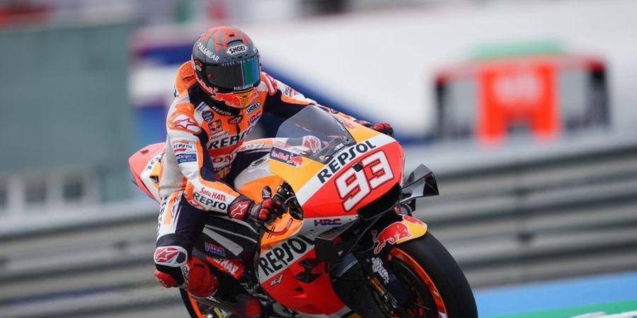 Tak Pernah Lakukan Hal Ini, Marc Marquez Kantongi Kunci Jadi Juara MotoGP Terhebat
