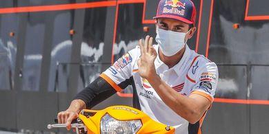 Manajer Repsol Honda Izinkan Marc Marquez Kembali Kapan Saja
