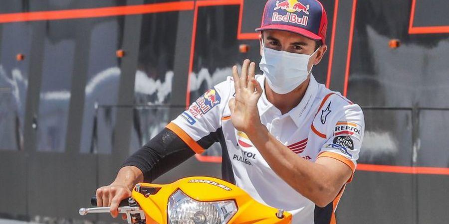 MotoGP Austria 2020 - Marc Marquez Absen, Honda Pakai Strategi Berbeda