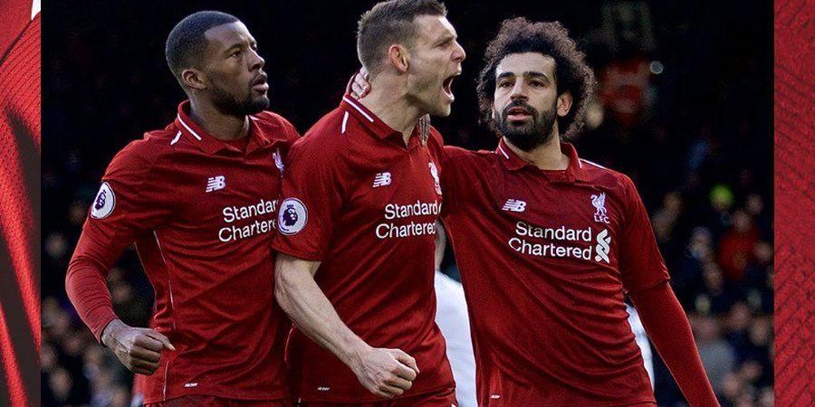 VIDEO - Cuplikan Gol Fulham Vs Liverpool, The Reds Dibobol Mantan