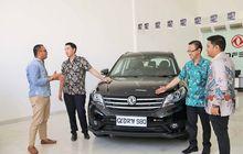 Wow Keren, DFSK Indonesia Mulai Ekspor SUV Andalan Glory 580
