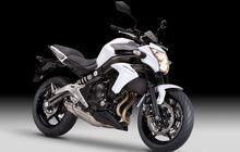 Cari Moge Seken Keren? Motor Kawasaki ER-6n Pasarannya Cuma Segini