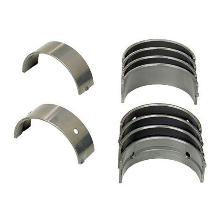 Bearing metal atau metal duduk atau biasanya disebut dengan journal bearing