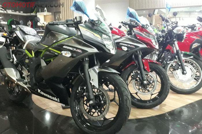 Kawasaki Ninja 250 SL turun harga
