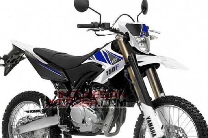 Apa ini wujud yang mendekati trail Yamaha 150?