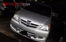 Otoseken: Patokan Harga Toyota Avanza 2007, Enggak Sampai Rp 90 Juta