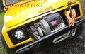 Jangan Tunda, Winch Bersih Efektif Kelar Main Off-Road