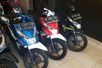 Honda BeAT Sporty Lansiran 2016 Di Cendrawasih Motor Jakarta Utara
