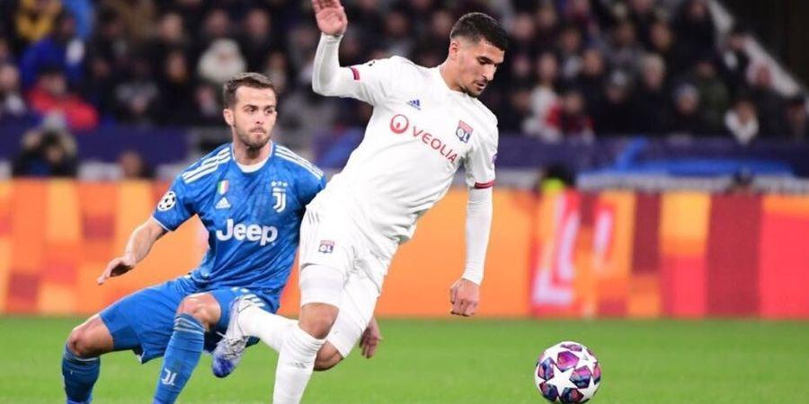 Juventus vs Lyon - 3 Momen Si Nyonya Tua Tersingkir di 16 Besar Liga Champions