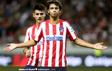 Portugal, Bumbu Kedahsyatan Atletico Madrid di Liga Spanyol Musim Ini