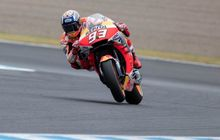 Jadwal dan Link Live Streaming MotoGP Valencia 2019 - Marc Marquez Tercepat di Warm Up