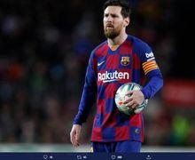 Messi Berubah Pikiran dan Bertahan di Barca, Momen Tahun 2016 Terulang