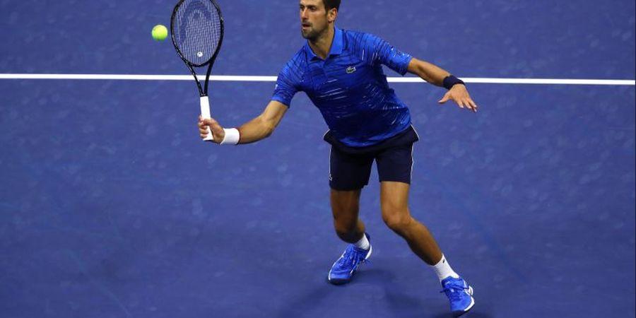 US Open 2019 - Putuskan Mundur, Djokovic Gagal Pertahankan Gelar