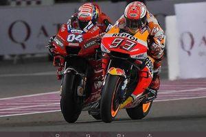 Jadwal MotoGP Republik Ceska 2020 - Absennya Marc Marquez Dinilai Untungkan Satu Tim