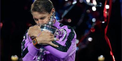 Rafael Nadal Ungkap Salah Satu Kejadian Paling Menakutkan Baginya