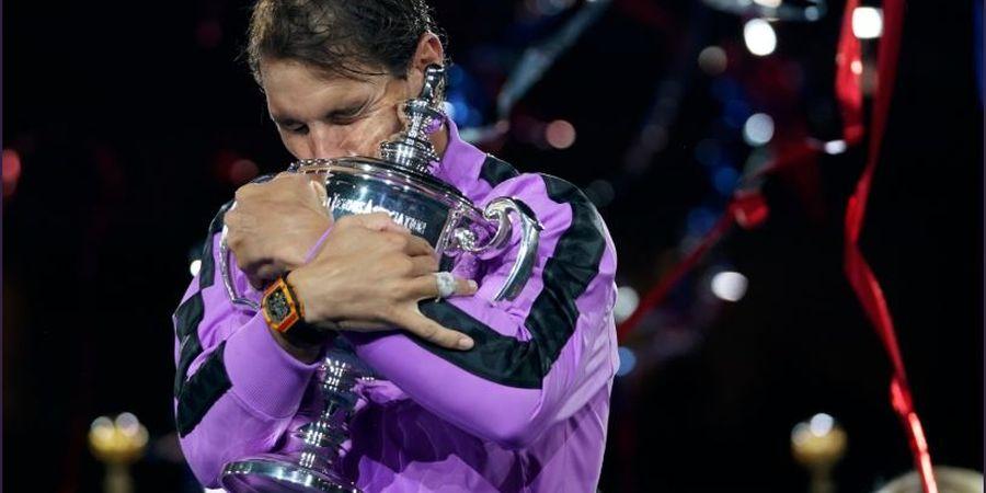 Rafael Nadal Tak Ingin Ngotot Kejar Rekor Grand Slam Roger Federer