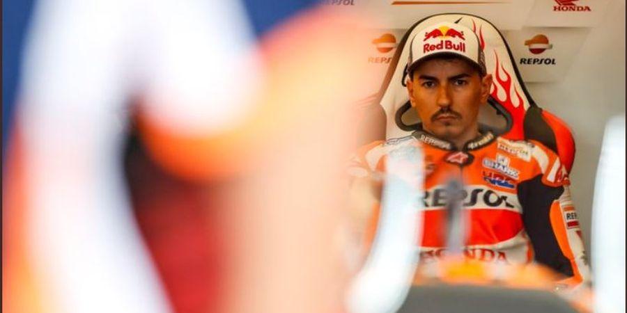 Jorge Lorenzo Tak Habis Pikir dengan Kritikan Manajer Repsol Honda