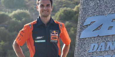 Kepergian Pol Espargaro dari KTM Buat Dani Pedrosa Bersedih