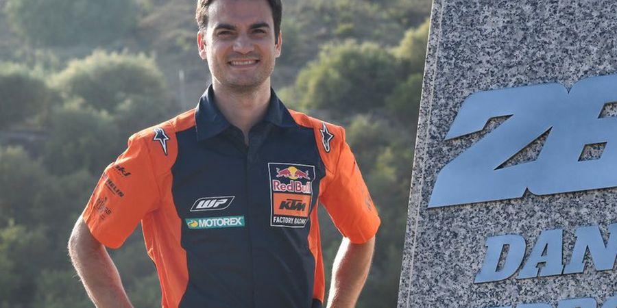 Begini Laporan Kinerja Dani Pedrosa Selama di KTM