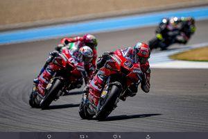 Andrea Dovizioso Ingin Buktikan Kehebatan Ducati di MotoGP Republik Ceska 2020