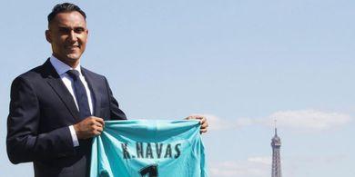Keylor Navas Ungkapkan Kekecewaannya Saat Membela Real Madrid