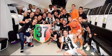 Khedira Tak Sudi 8 Scudetto Serie A Beruntun Juventus Diremehkan