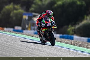 Gara-gara Kalah Cepat dari Pembalap Debutan, Aleix Espargaro Serasa Balik Lagi Jadi Peserta Balap Moto2