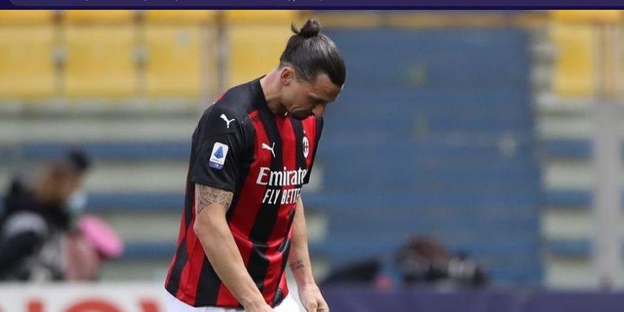 Terganjal Kasus, Zlatan Ibrahimovic Terancam Akhiri Kariernya Lebih Cepat
