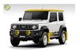 Modifikasi digital Suzuki Jimny bergaya rally look