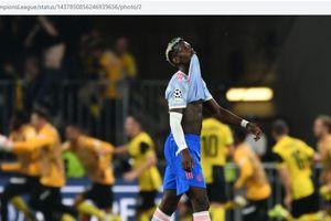 Belum Temukan Solusi dari Masalah, Paul Pogba Sebut Man United Pantas Kalah