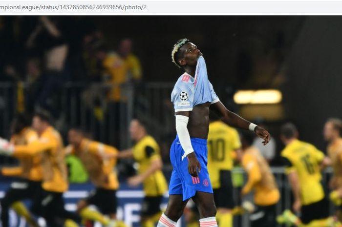 Menurut eks winger Liverpool, John Barnes, jika ingin juara bersama Manchester United, Paul Pogba harus tampil gacor seperti di timnas Prancis.