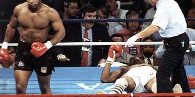 Ketika Mike Tyson Sedih Menceritakan Momen Terendah dalam Hidupnya