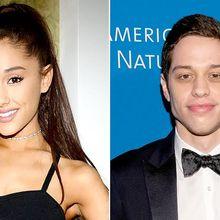 Putus, Begini Potret Ariana Grande Dengan Pete Davidson Saat Pacaran!